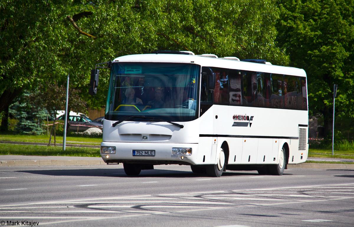 Pärnu, SOR C 10.5 № 762 MLE