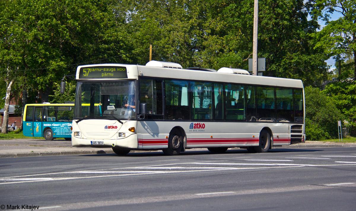 Pärnu, Scania OmniLink CL94UB № 445 BFV