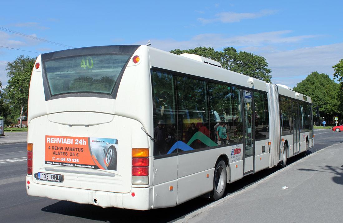 Pärnu, Scania OmniLink CL94UA 6X2LB № 133 BNL