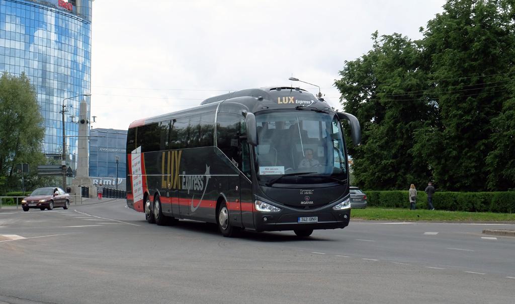 Tallinn, Irízar i6 15-3,7 № 342 BNR