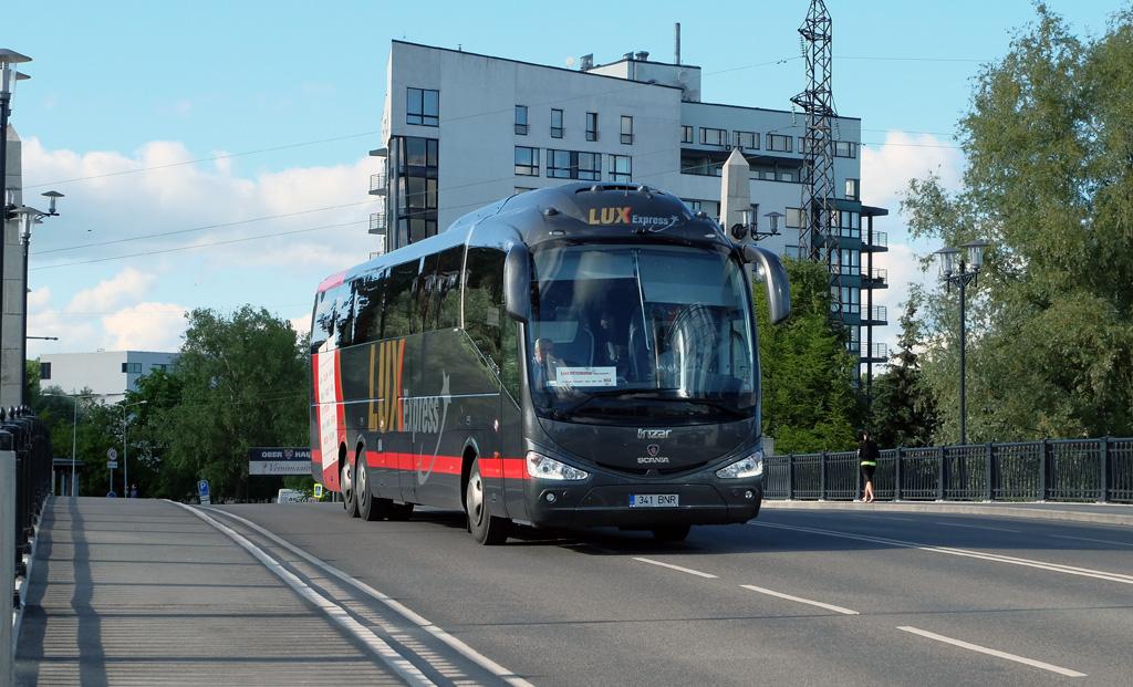 Tallinn, Irízar i6 15-3,7 № 341 BNR