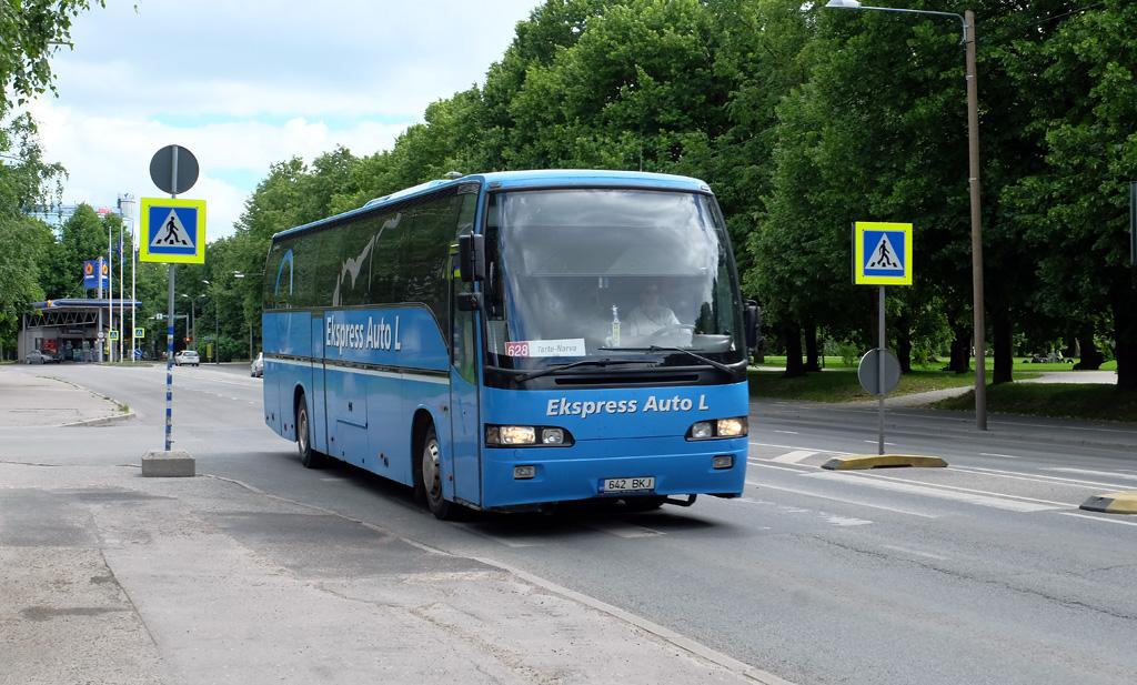 Kohtla-Järve, Carrus Star 502 № 642 BKJ