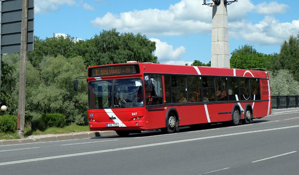 Tartu, МАЗ-107.469 № 847