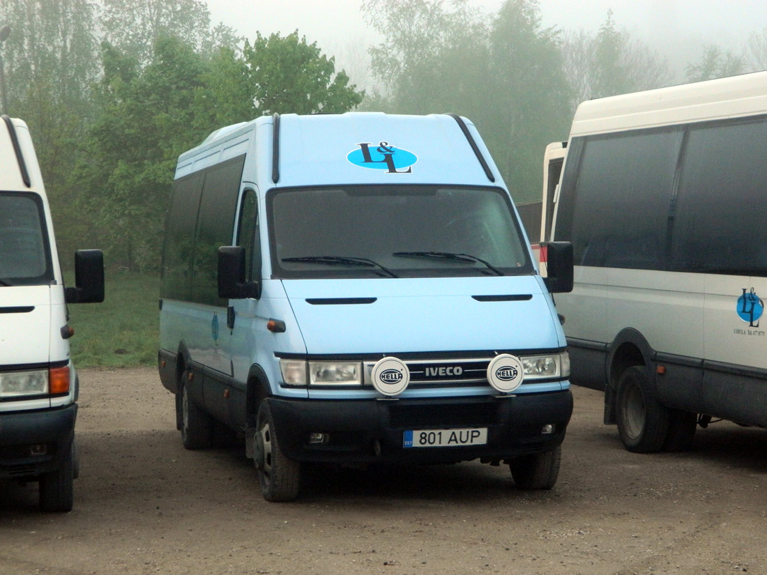 Lihula, IVECO Daily 50C13V № 801 AUP