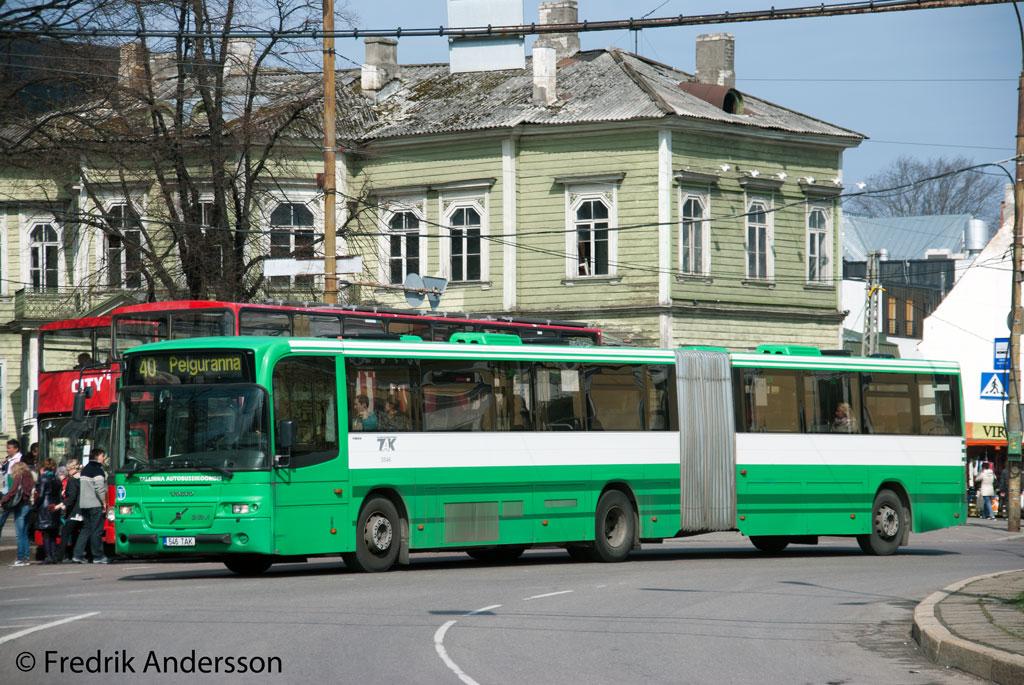Tallinn, Volvo 8500 № 3546