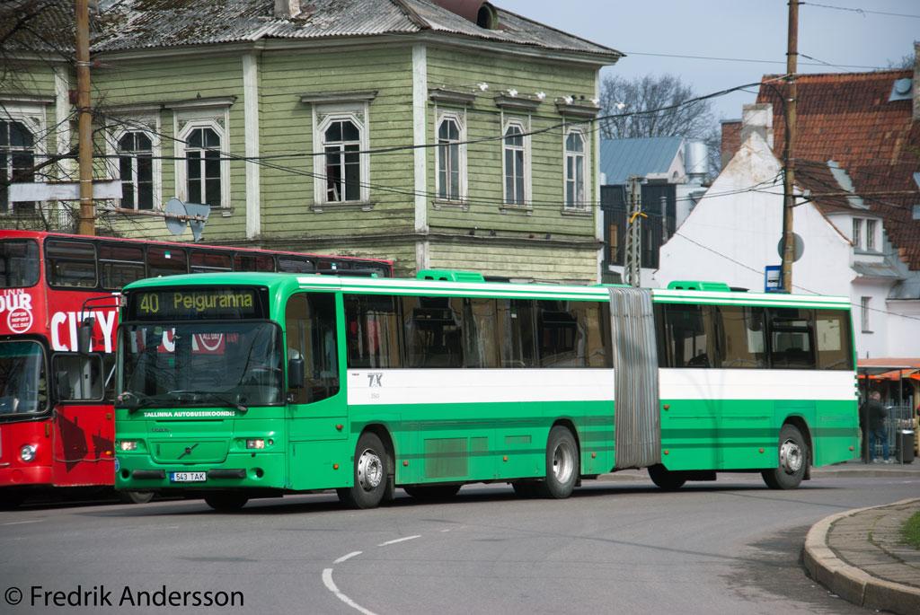 Tallinn, Volvo 8500 № 3543
