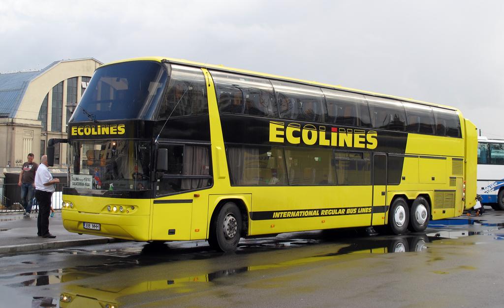 Tallinn, Neoplan N122/3 Skyliner № 223