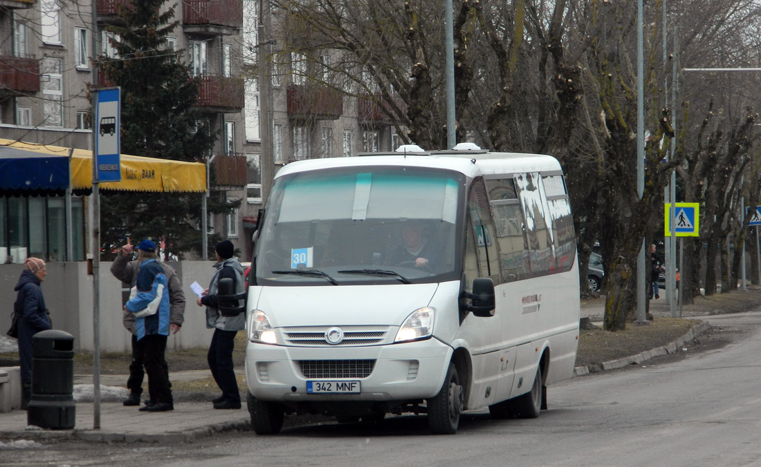 Haapsalu, Rošero-P First FSLI № 342 MNF