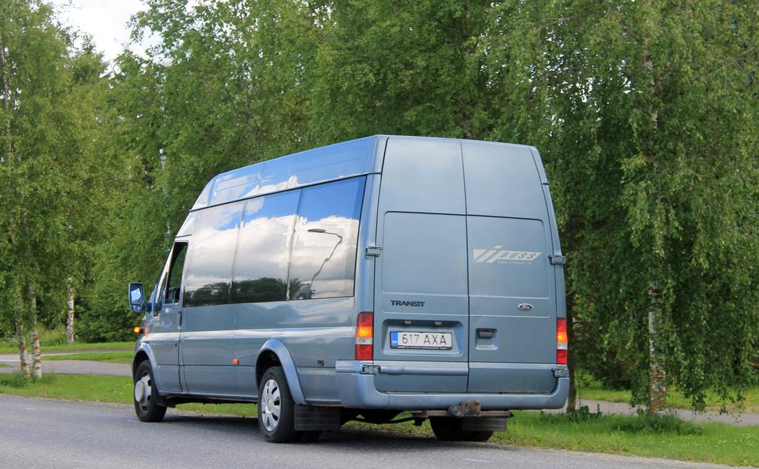 Tallinn, Ford Transit 430L EF Bus № 617 AXA