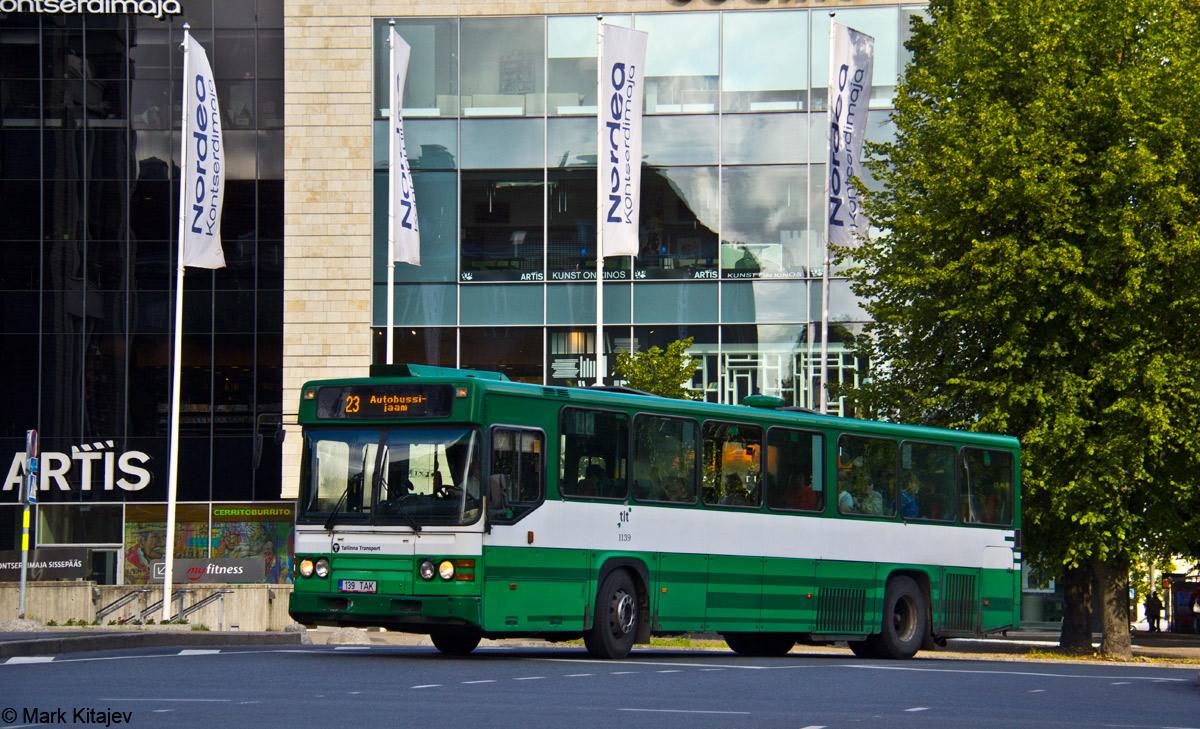 Tallinn, Scania CN113CLB № 1139