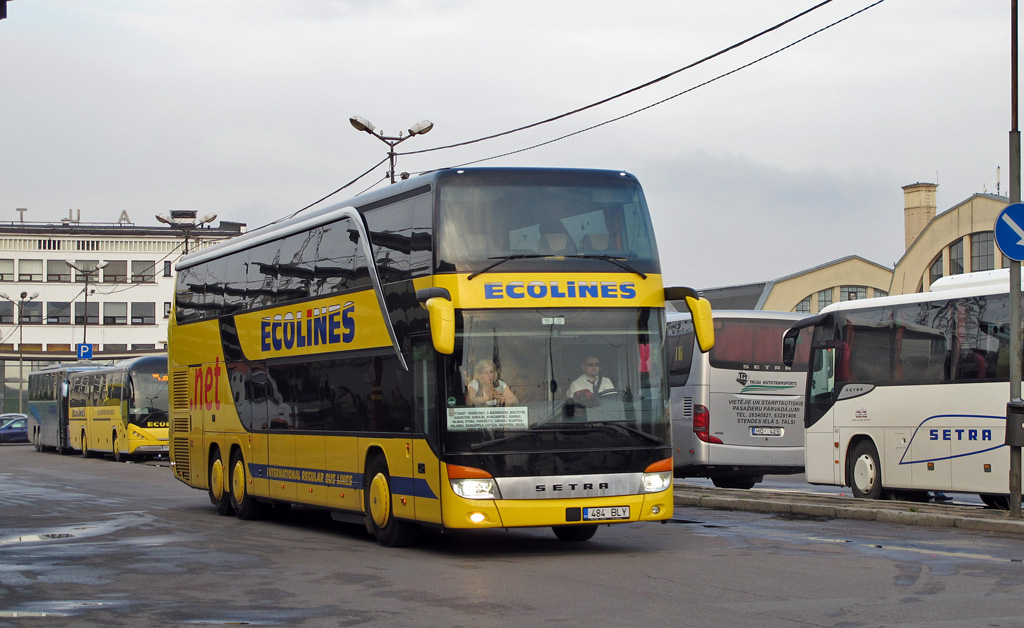 Tallinn, Setra S431DT № 322