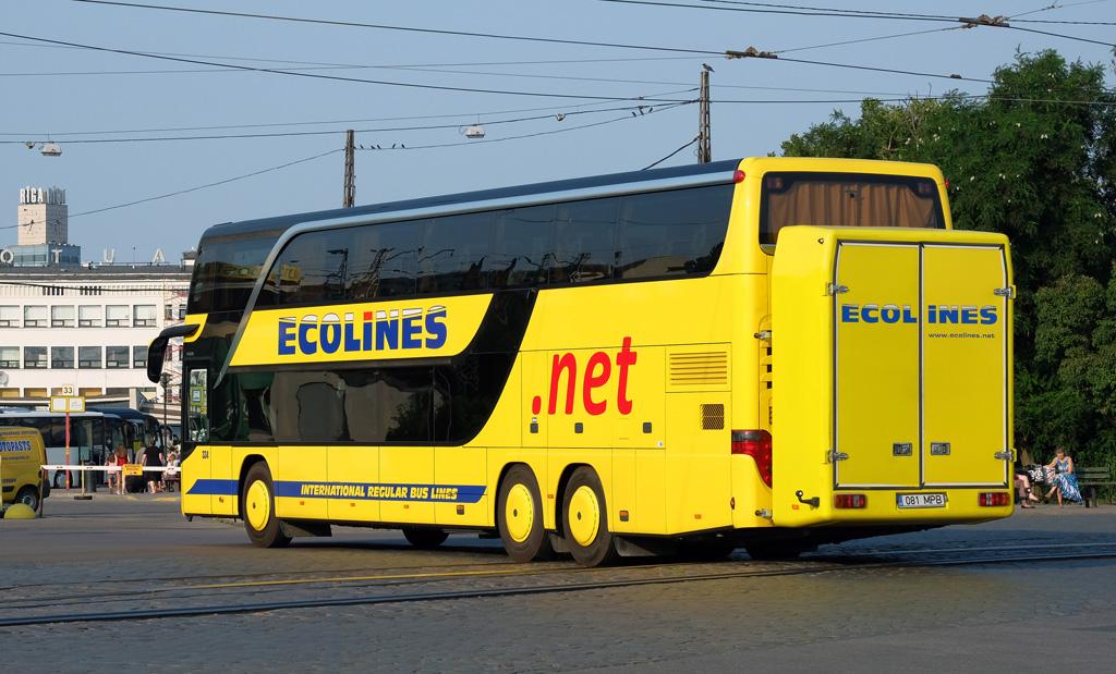 Tallinn, Setra S431DT № 334