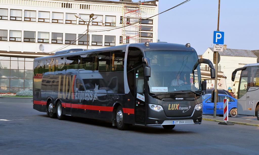 Tallinn, Scania OmniExpress 360 № 417 BNW