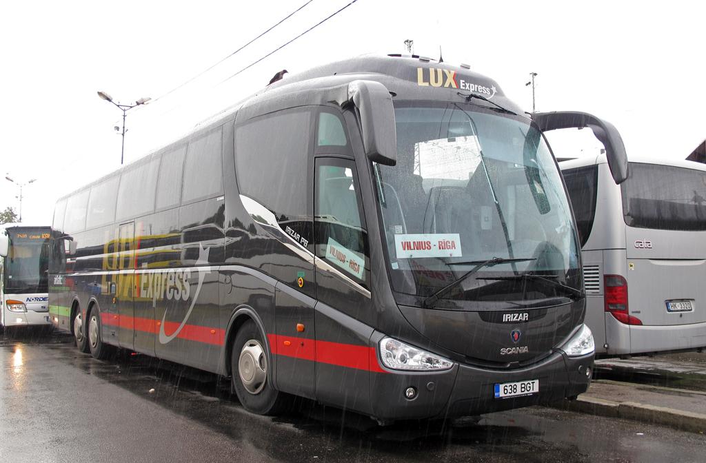 Tallinn, Irízar PB 15-3,7 № 638 BGT