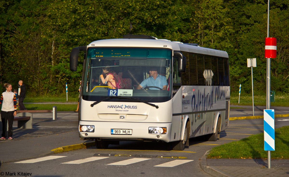 Tallinn, SOR C 10.5 № 969 MLH