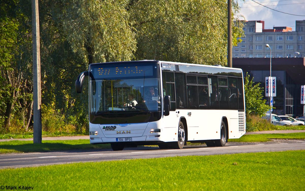 Tallinn, MAN A78 Lion's City LE EL293 № 104
