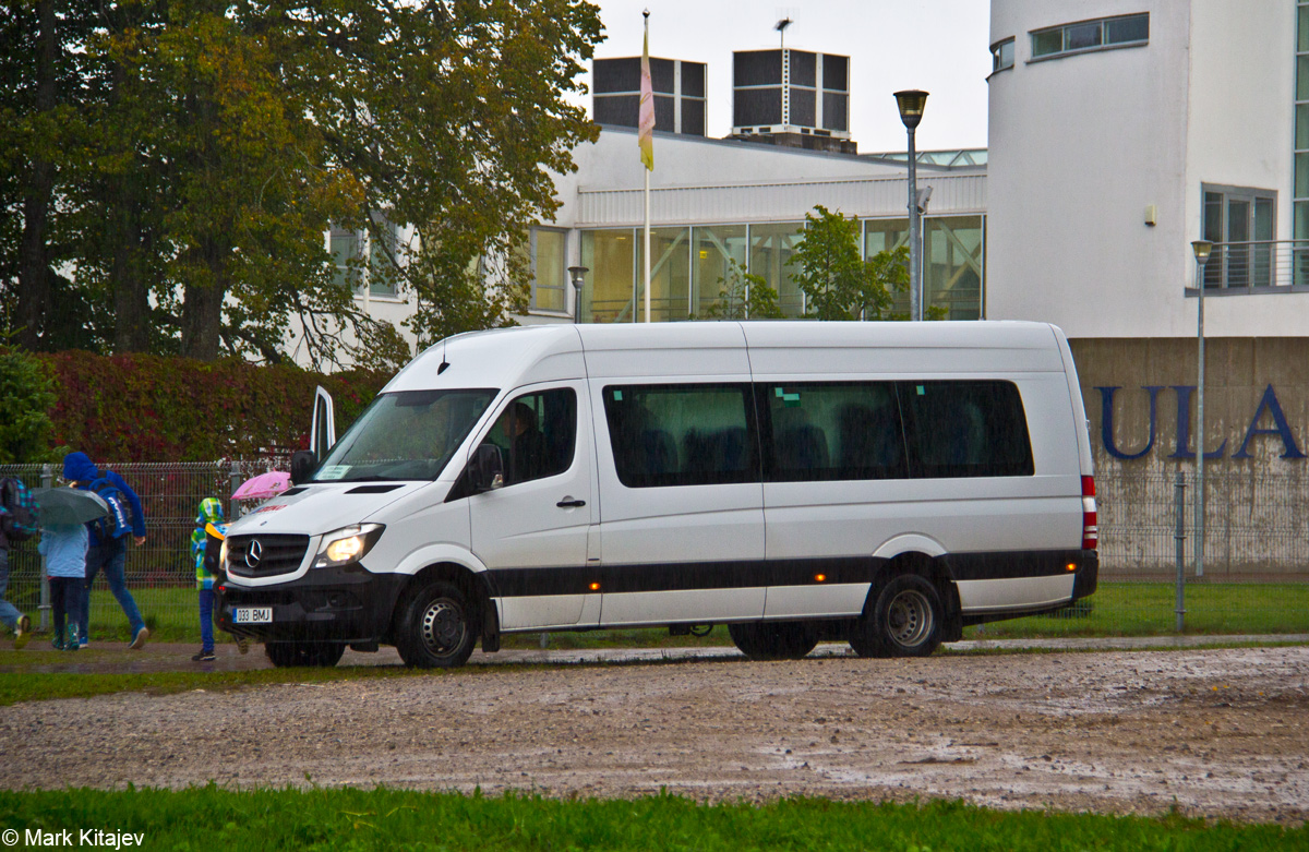 Tallinn, Mercedes-Benz Sprinter 516CDI № 033 BMJ