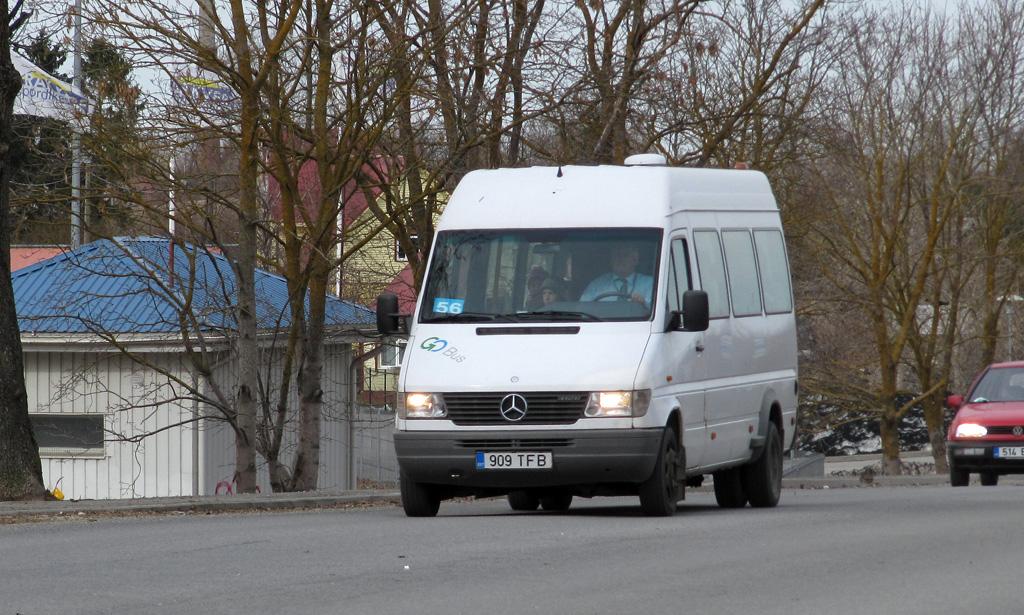 Rakvere, Mercedes-Benz Sprinter 412D № 401