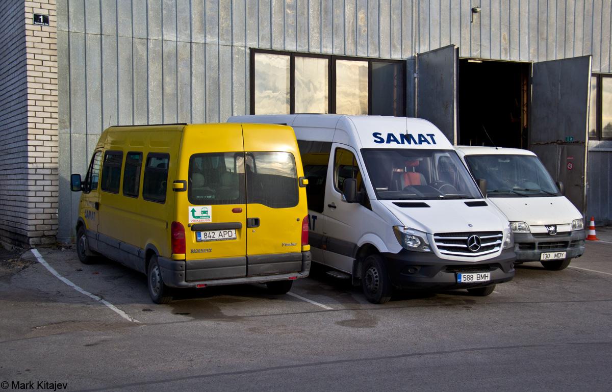 Saku, Renault Master № 842 APD