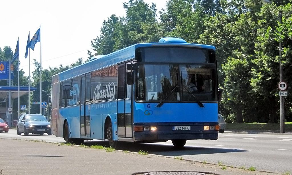 Tartu, Aabenraa № 6
