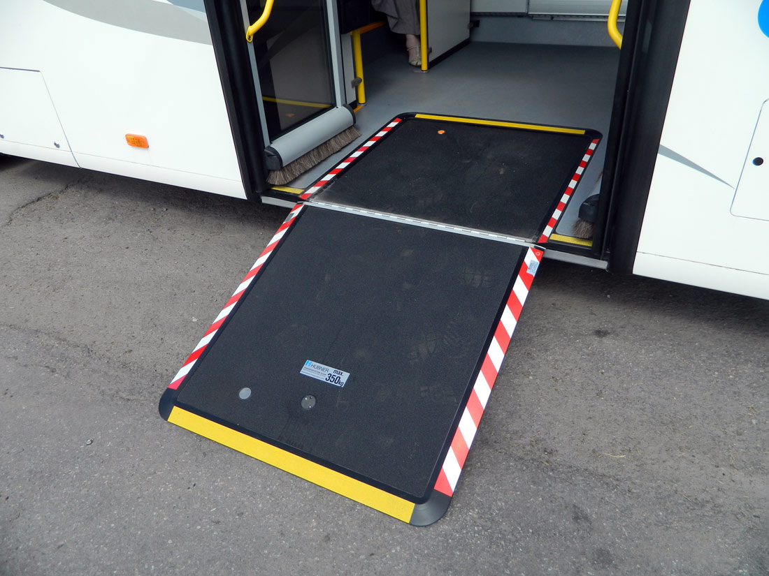 Tallinn — Testbuss Volvo 7900 Hybrid