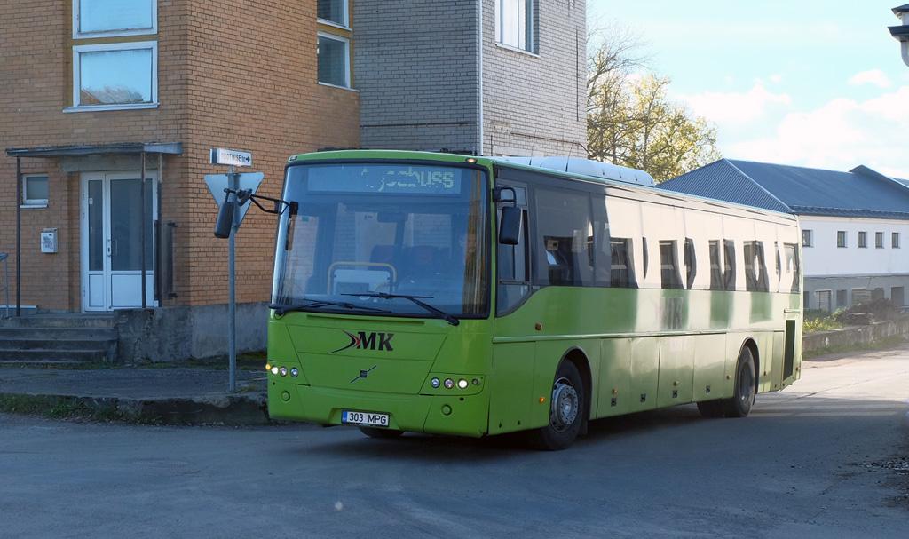 Rakvere, Volvo 8700 № 303 MPG