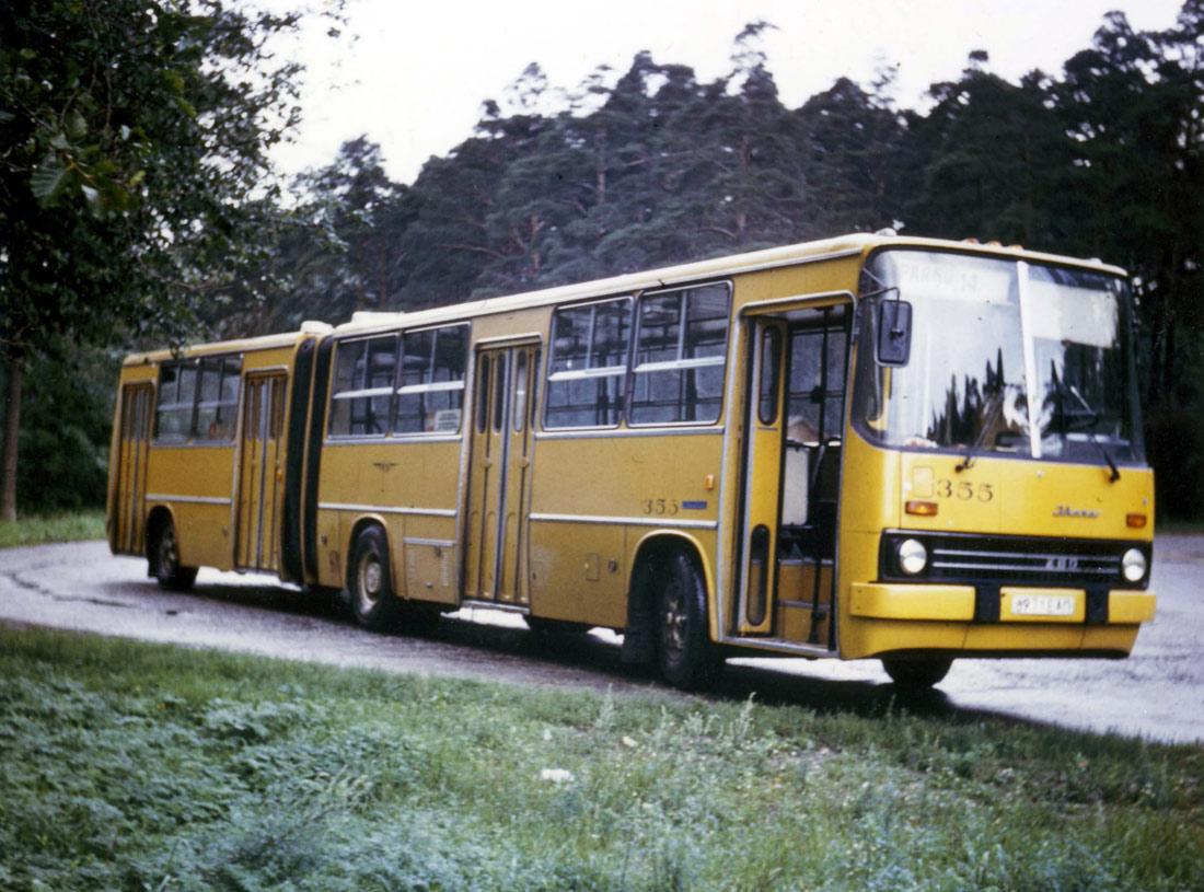 Pärnu, Ikarus 280.33 № 355