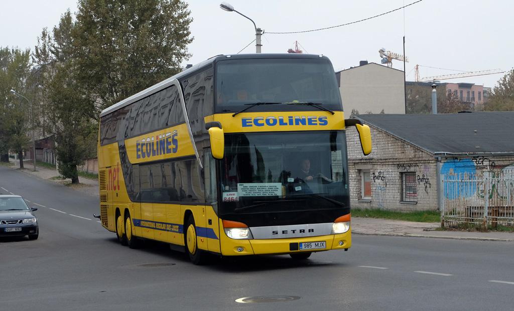 Tallinn, Setra S431DT № 332