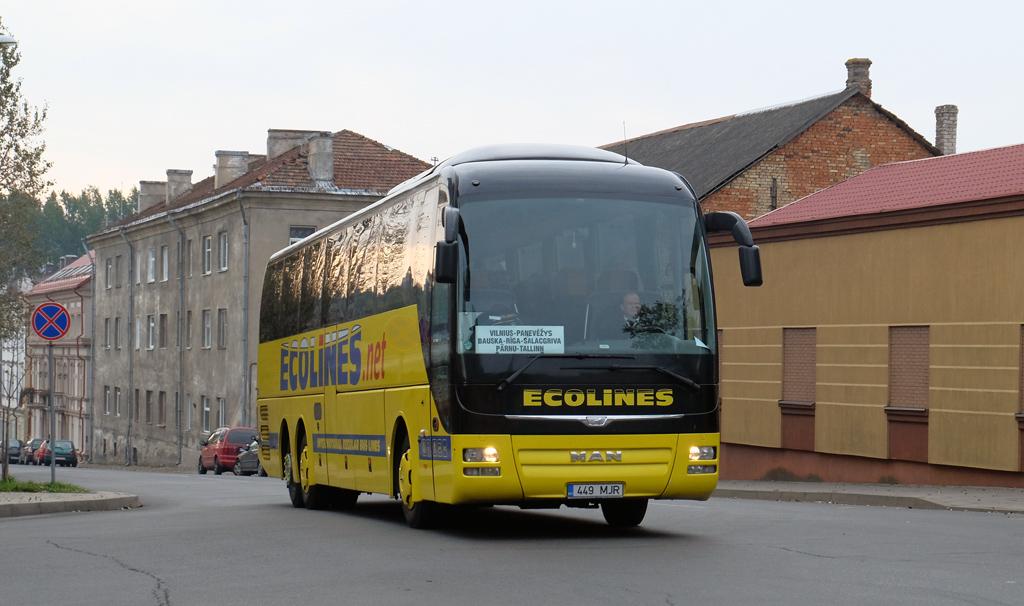Tallinn, MAN R08 Lion's Top Coach № 320