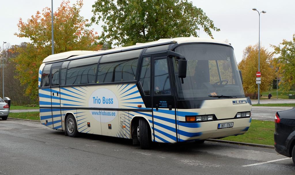 Tartu, Neoplan N208 Jetliner № 161 TVJ