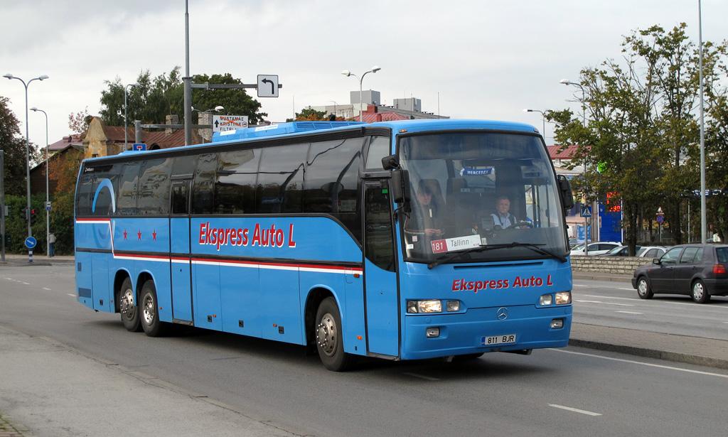 Kohtla-Järve, Carrus Regal 350 № 811 BJR