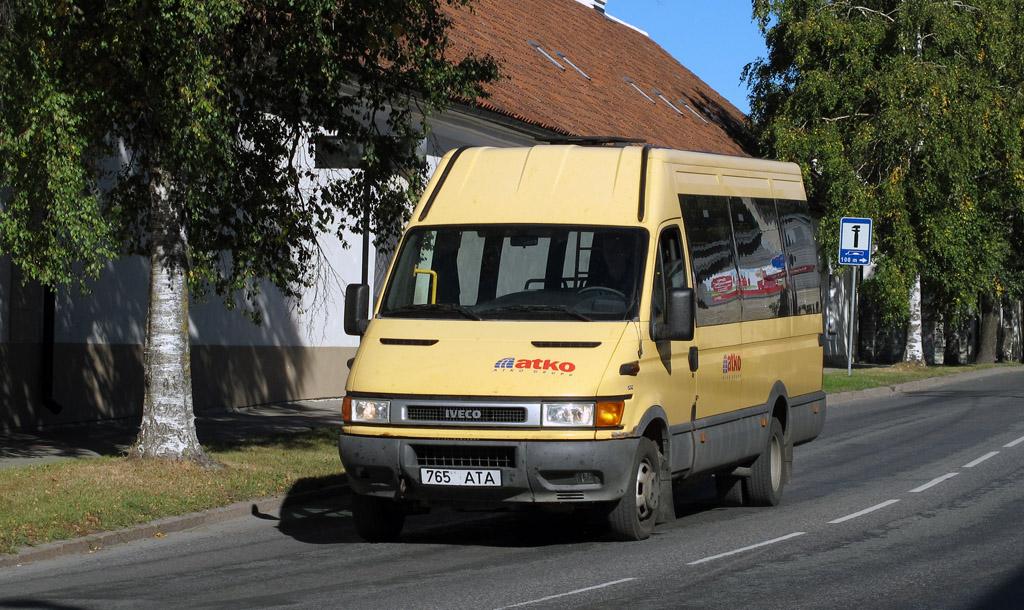 Kohtla-Järve, IVECO Daily 50C13V № 765 ATA