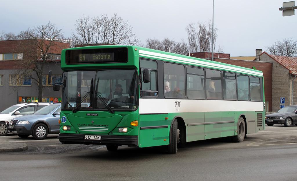 Tallinn, Hess City № 3517