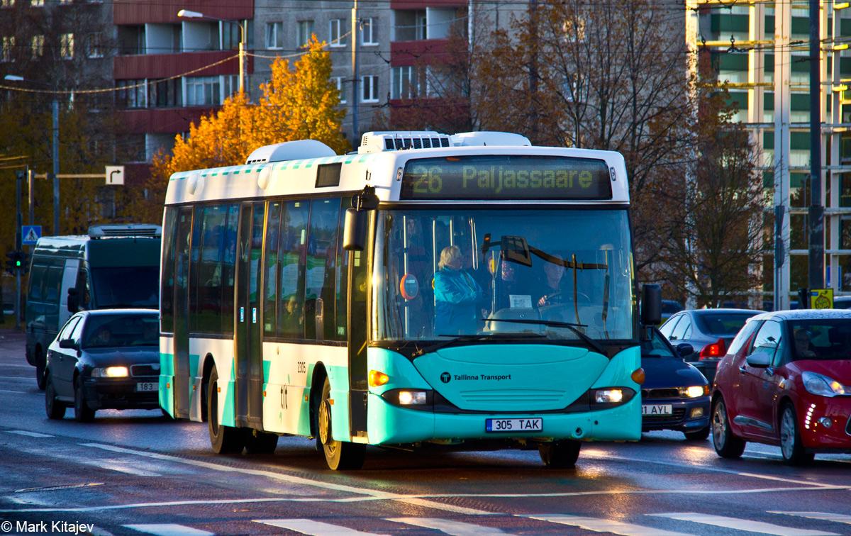 Tallinn, Scania OmniLink CL94UB № 2305