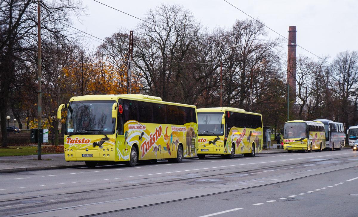 Antsla, TEMSA Safari HD 13 № 489 BFB VARIA (Tallinn)