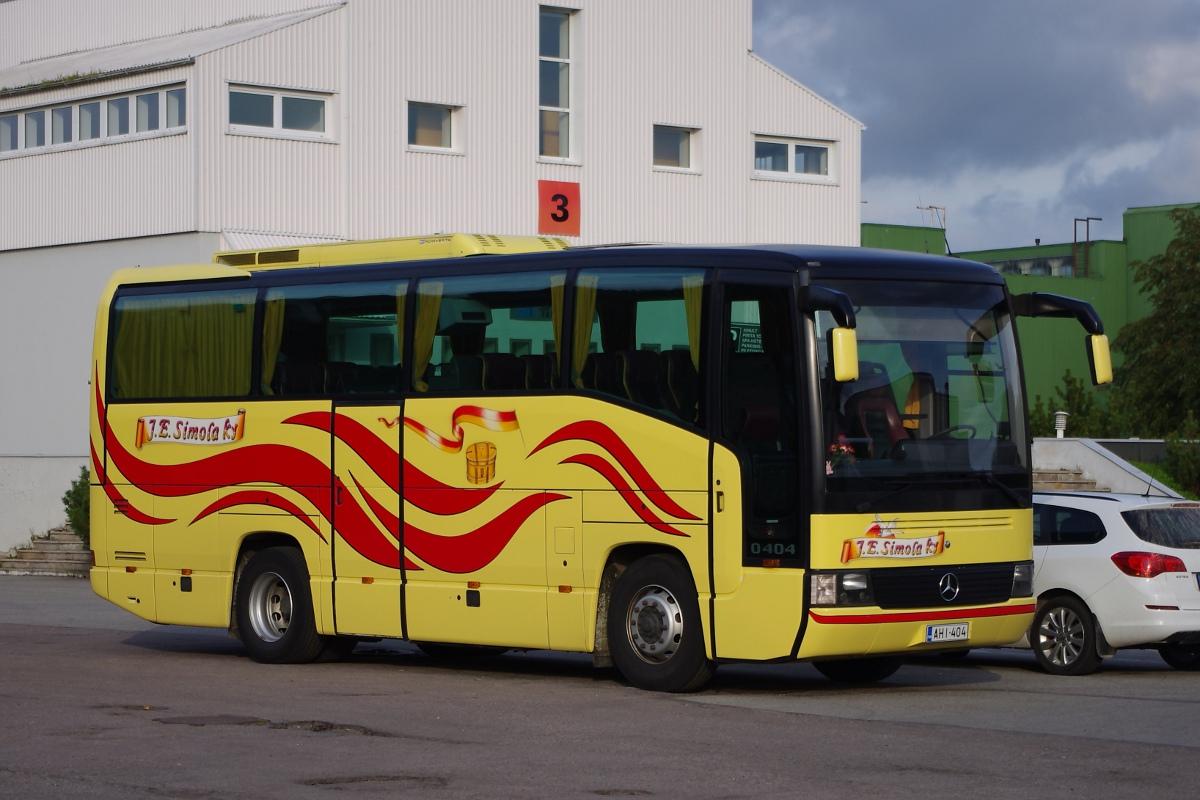 Tartu, Mercedes-Benz O404-10RHD № 691 TLH