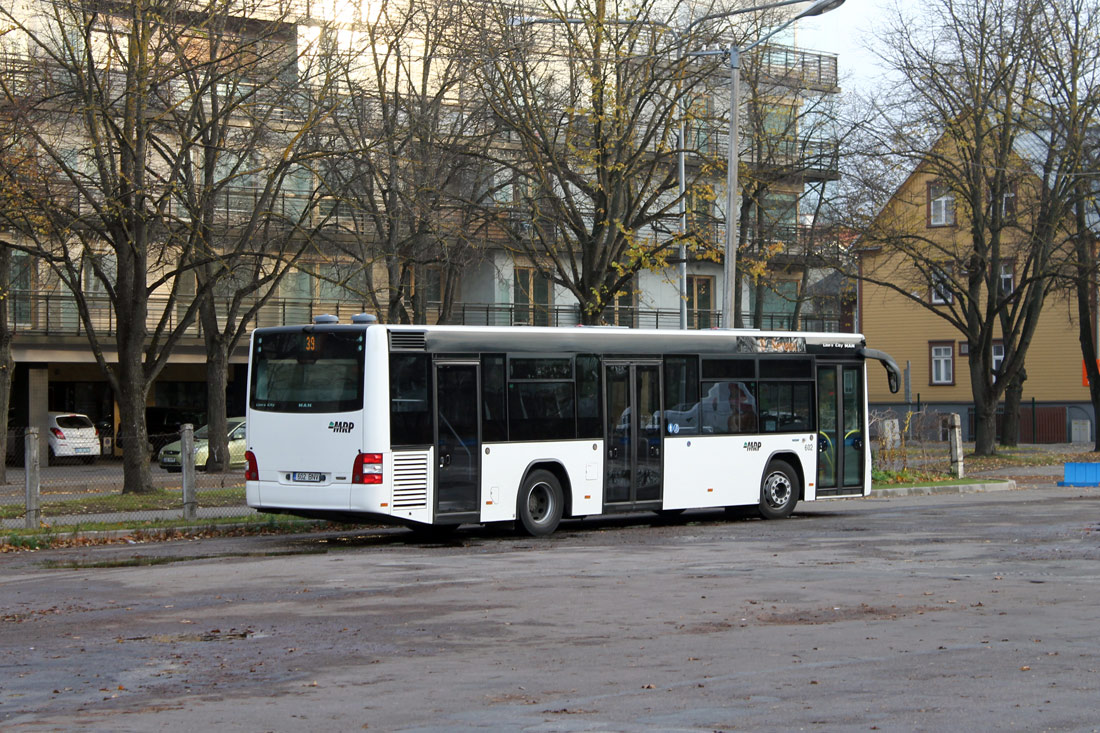 Tallinn, MAN A78 Lion's City LE EL293 № 602