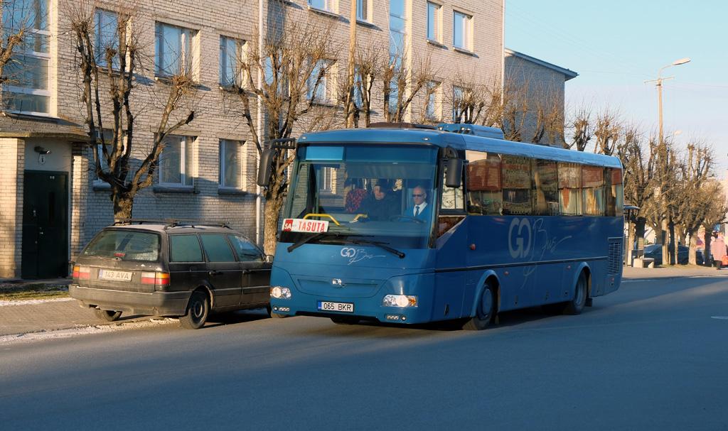 Rakvere, SOR C 9.5 № 424