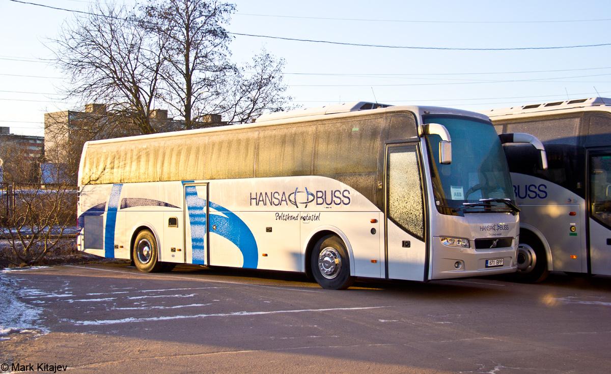Tallinn, Volvo 9700H NG № 671 BPP