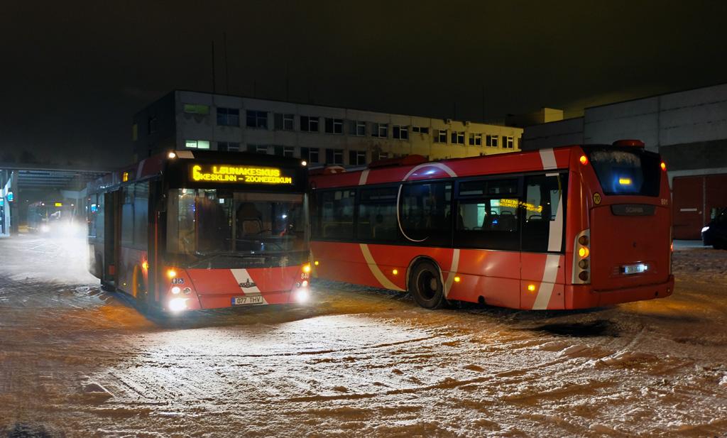 Tartu, МАЗ-206.068 № 840