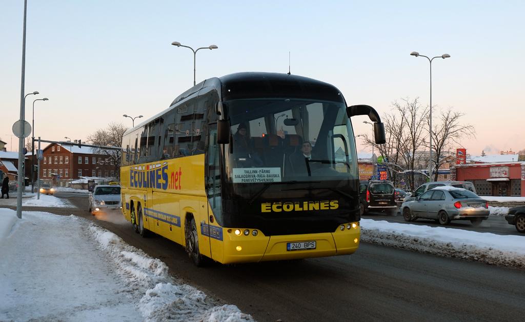 Tallinn, Neoplan N2216/3SHDL Tourliner № 335