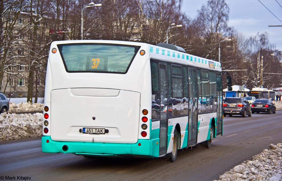 Tallinn, Scania OmniLink CK270UB 4X2LB № 1451