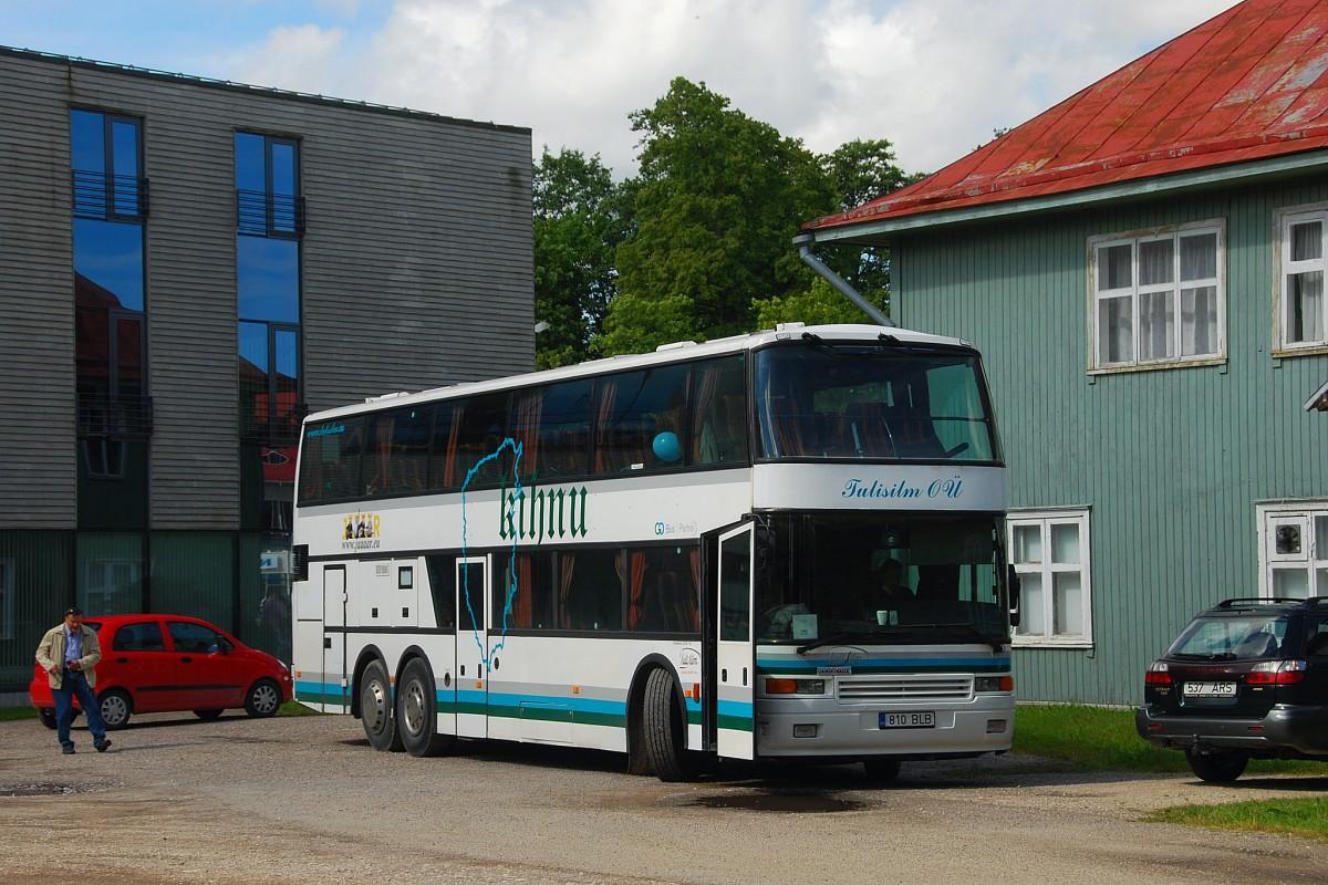 Loksa, Berkhof Excellence 2000HD № 810 BLB
