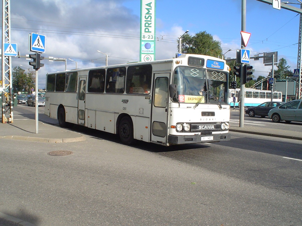 Tallinn, Ajokki 5300 № 051
