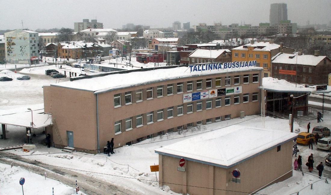 BUSSIJAAMAD (Tallinn)