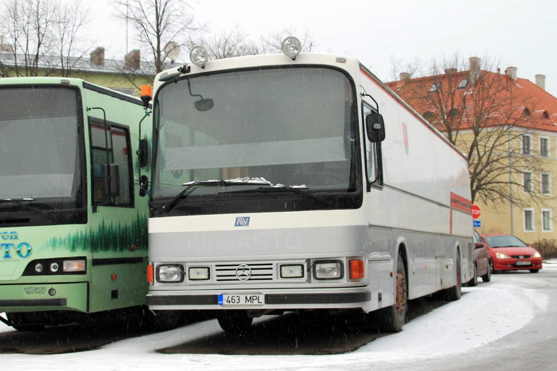 ERIOTSTARBELISED BUSSID (Tallinn)