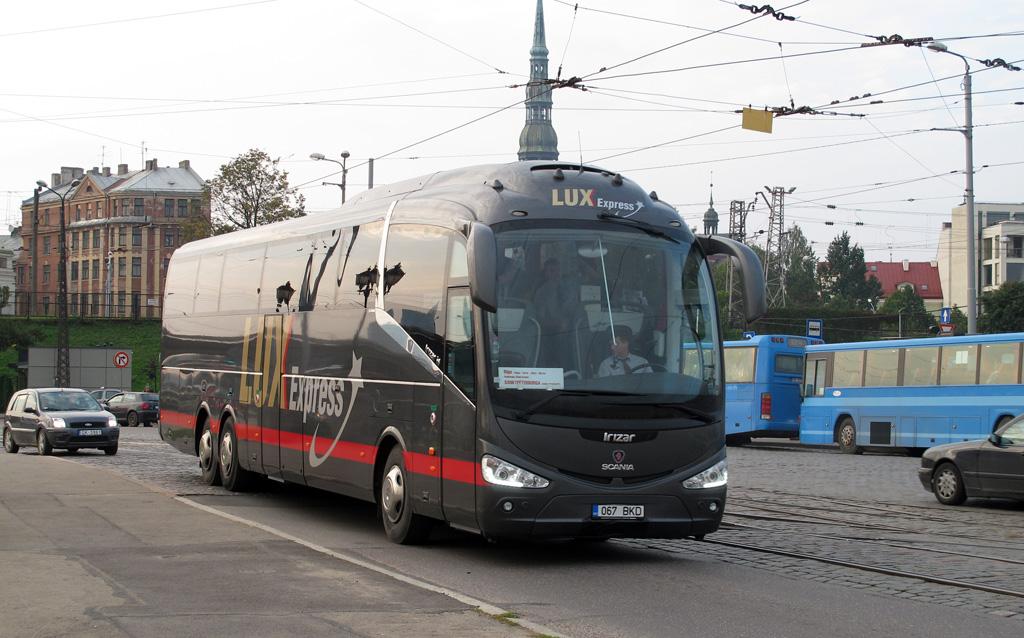 Tallinn, Irízar i6 15-3,7 № 067 BKD