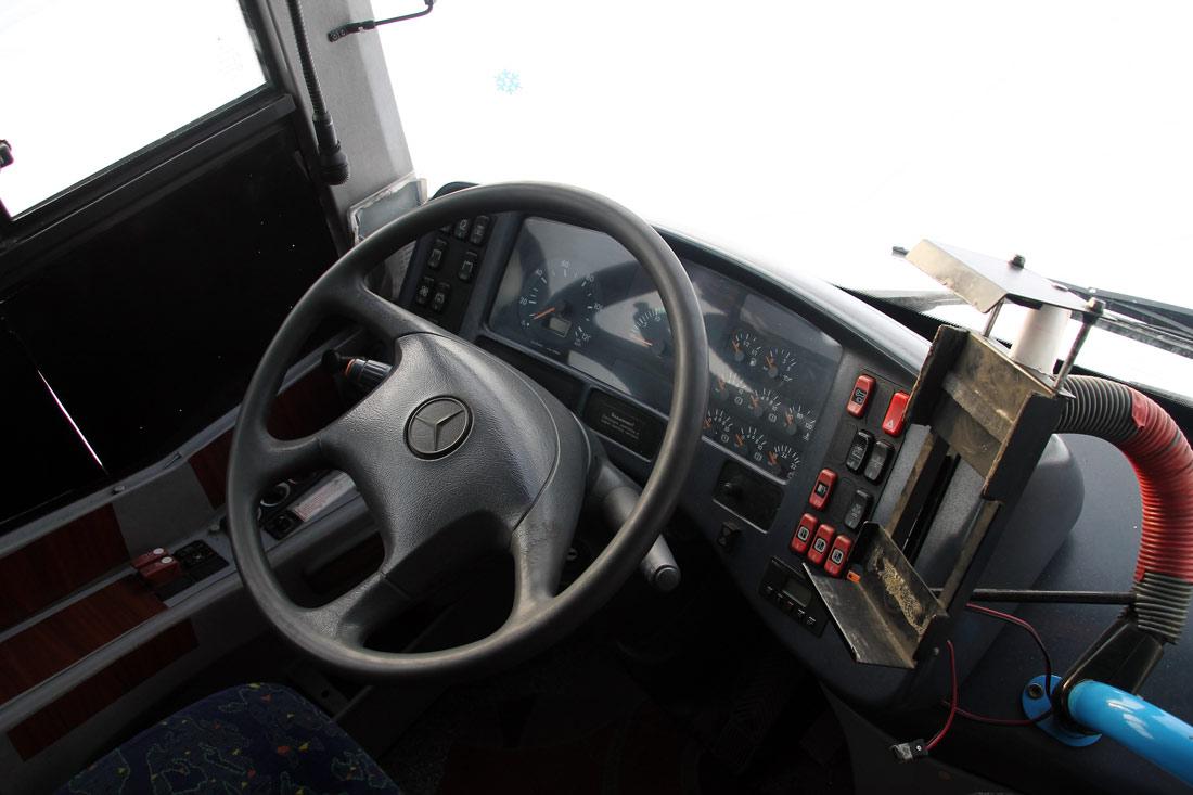 Narva, Mercedes-Benz Türk O345 Conecto C № 060 MGX