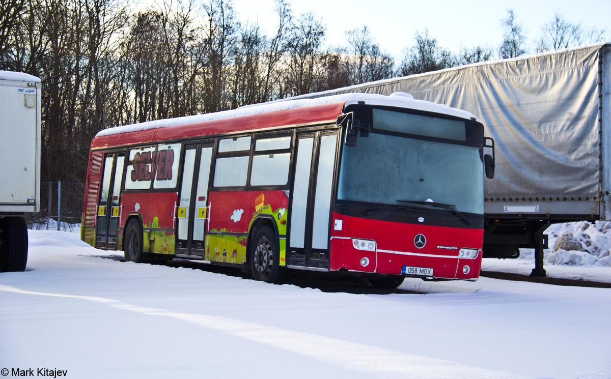 Narva, Mercedes-Benz Türk O345 Conecto C № 058 MGX