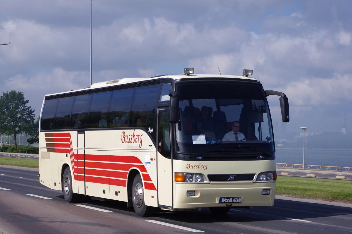 Saku, Carrus Regal 350 № 577 BHT